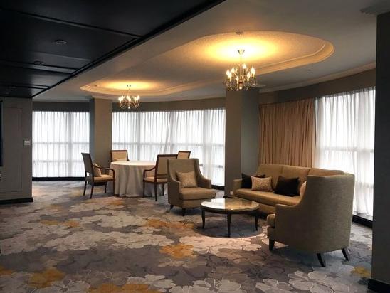 Báo Hàn phỏng đoán căn phòng ông Kim jong-un có thể ở tại khách sạn Meliá - Ảnh 1.
