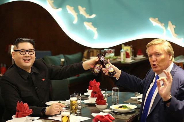 """Các ông lớn F&B tung chiêu Marketing nhân hội nghị Trump – Kim: Bia Sài Gòn tinh tế, Coca-Cola nhân văn, còn Bia Hà Nội vẫn """"bổn cũ soạn lại"""""""