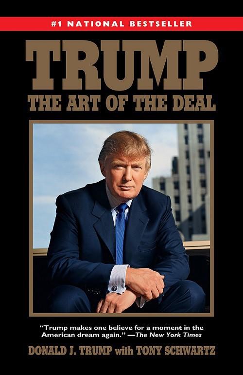 Những cuốn sách bán chạy của Tổng thống Trump - Ảnh 1.