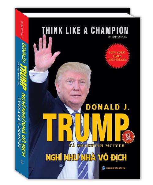 Những cuốn sách bán chạy của Tổng thống Trump - Ảnh 2.