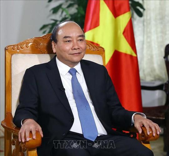 Thủ tướng trả lời phỏng vấn về Hội nghị Thượng đỉnh Mỹ-Triều - Ảnh 1.