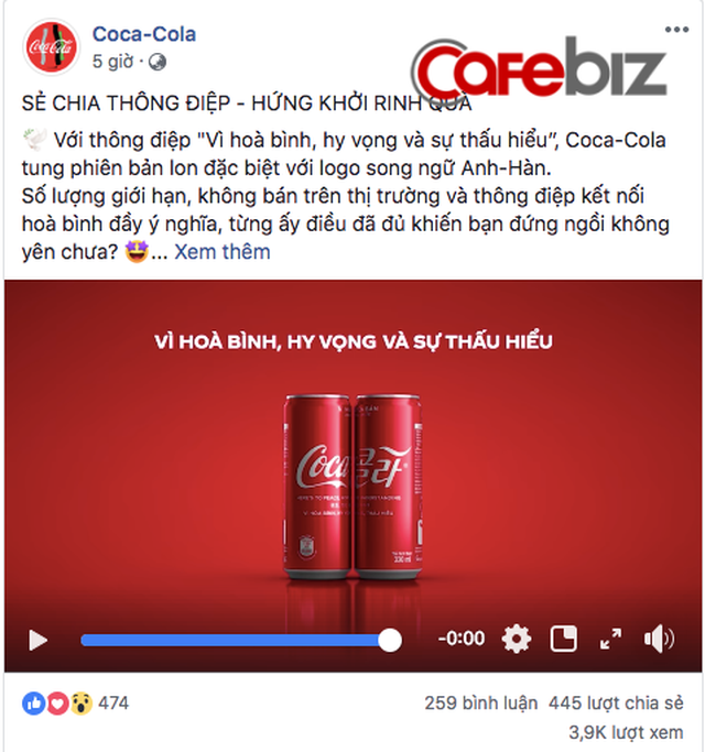 Các ông lớn F&B tung chiêu Marketing nhân hội nghị Trump - Kim: Bia Sài Gòn tinh tế, Coca-Cola nhân văn, còn Bia Hà Nội vẫn bổn cũ soạn lại - Ảnh 5.