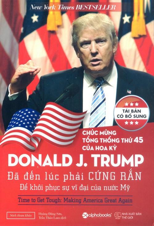 Những cuốn sách bán chạy của Tổng thống Trump - Ảnh 7.