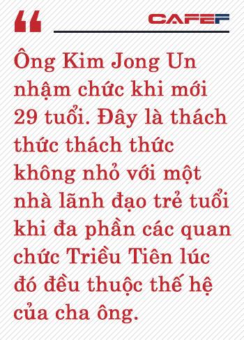 Kim Jong Un và làn gió mới thổi vào mọi ngóc ngách của đất nước Triều Tiên - Ảnh 8.