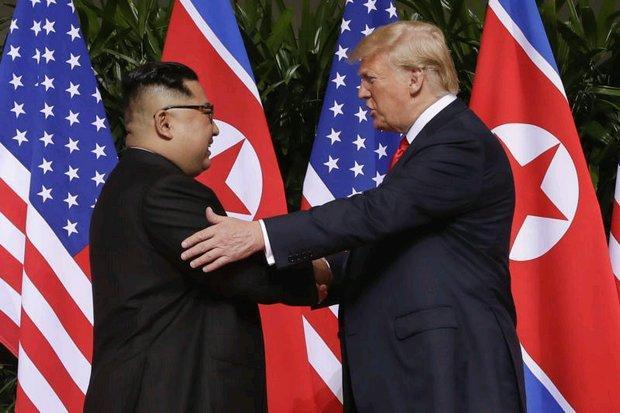 Tổng thống Donald Trump: Đảng Dân chủ hãy thôi nói về việc tôi nên làm gì với Triều Tiên đi! - Ảnh 2.