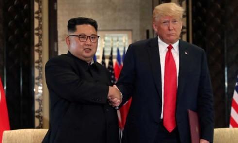 Truyền thông Mỹ dõi theo sát sao Thượng đỉnh Mỹ-Triều tại Hà Nội - Ảnh 1.