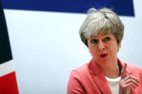 Thủ tướng Anh tuyên bố khả năng hoãn Brexit thêm vài tháng - Ảnh 1.