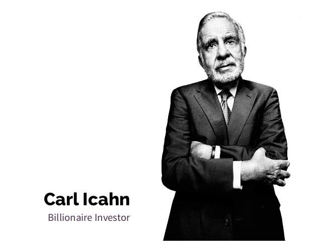 Chân dung huyền thoại đầu tư Do Thái Carl Icahn: Từ chơi Poker kiếm tiền ăn học trở thành Sói già phố Wall - Ảnh 1.