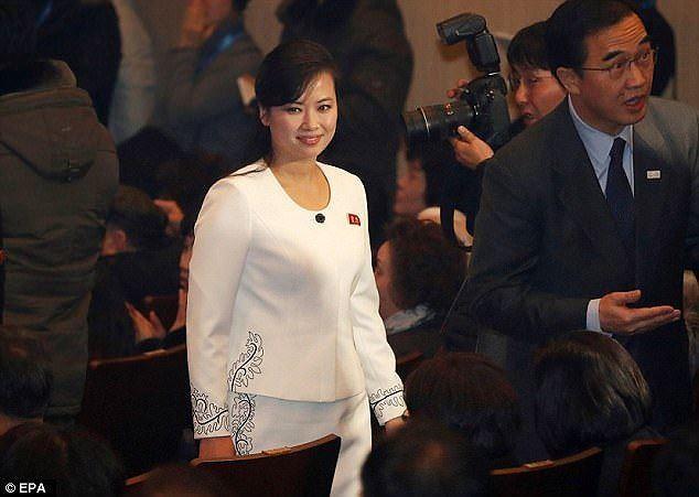 Nữ ca sĩ nổi tiếng Triều Tiên tháp tùng Chủ tịch Kim Jong Un tới Việt Nam quyền lực cỡ nào? - Ảnh 6.