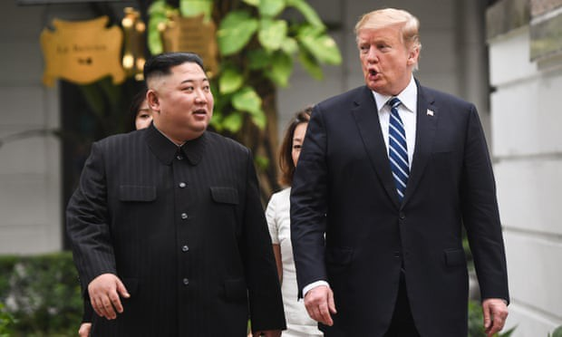 Thượng đỉnh ngày 2: Ông Trump không vội vàng đạt thỏa thuận ngay, ông Kim tin tưởng sẽ đối thoại tuyệt vời - Ảnh 1.