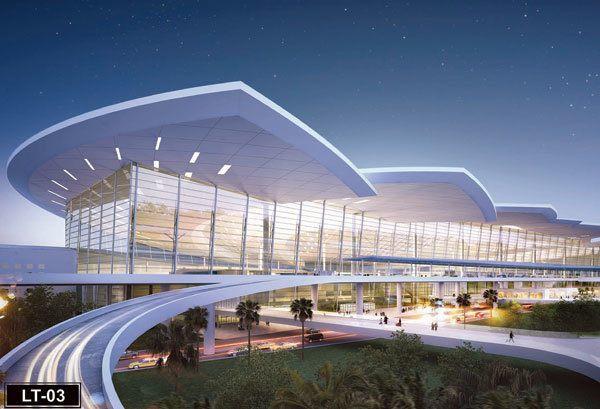 Long Thành sẽ là thành phố sân bay siêu hiện đại - Ảnh 1.