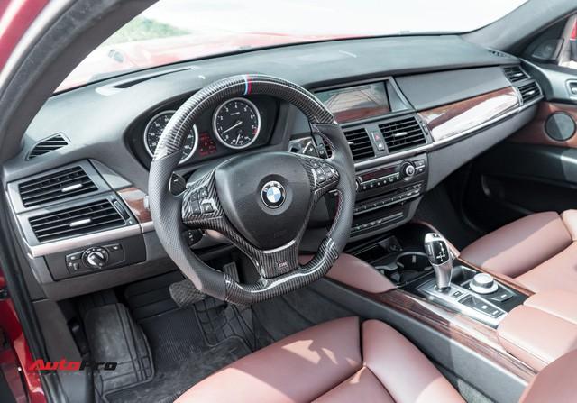 Lột xác từ trong ra ngoài, BMW X6 2008 vẫn chỉ có giá hơn 700 triệu đồng - Ảnh 12.