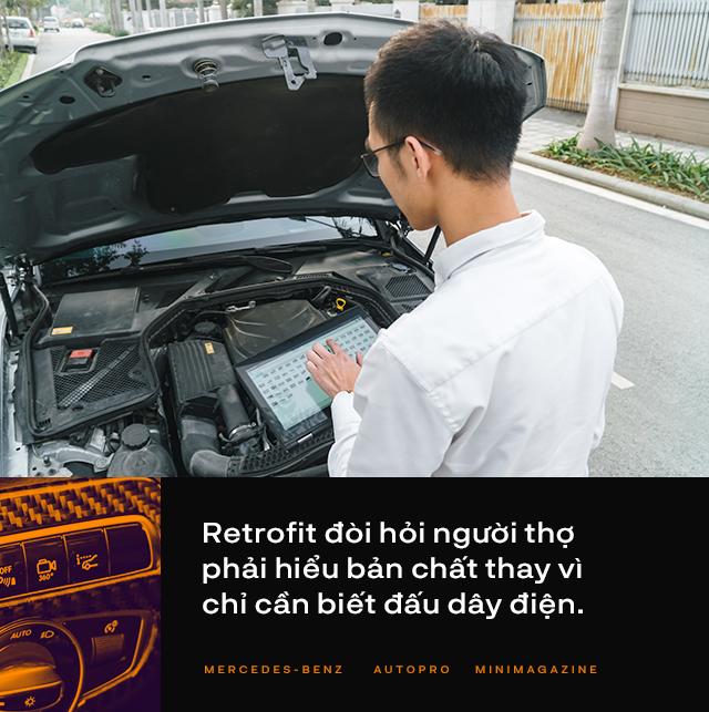 Phùng Anh Tuân: Từ độ Kia Morning tới thổi hồn cho những chiếc Mercedes-Benz tại Việt Nam - Ảnh 23.