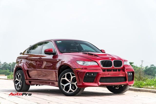 Lột xác từ trong ra ngoài, BMW X6 2008 vẫn chỉ có giá hơn 700 triệu đồng - Ảnh 25.