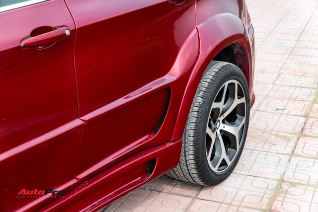 Lột xác từ trong ra ngoài, BMW X6 2008 vẫn chỉ có giá hơn 700 triệu đồng - Ảnh 7.