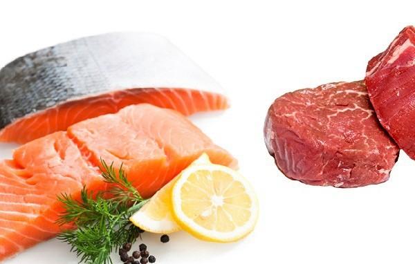 Ăn cá tốt hơn hay ăn thịt tốt hơn: Đây là câu trả lời rất thú vị của chuyên gia hàng đầu - Ảnh 1.