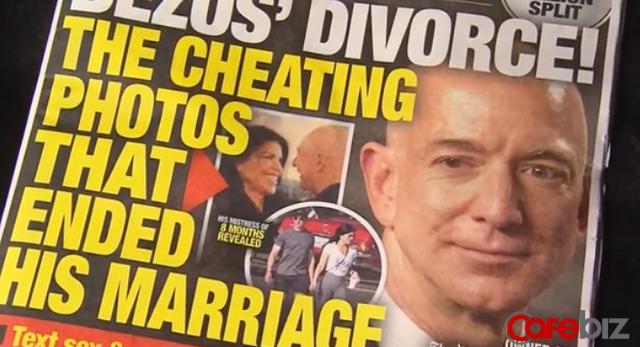 Lùm xùm giữa Jeff Bezos và tờ National Enquirer: Scandal tống tiền ảnh 'nóng' đơn thuần hay động cơ chính trị nào khác liên quan đến ông Trump? - Ảnh 1.
