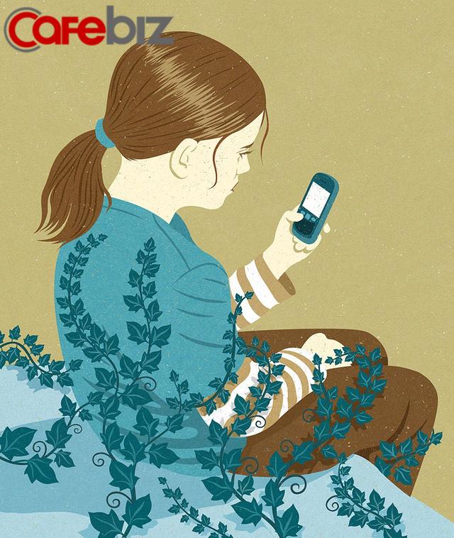 Điện thoại là núm vú giả xoa dịu người lớn khi cáu kỉnh, buồn chán: Xin đừng lãng phí gần 1500 giờ/năm vào chiếc điện thoại, bạn sẽ bỏ lỡ những điều quý giá nhất! - Ảnh 2.