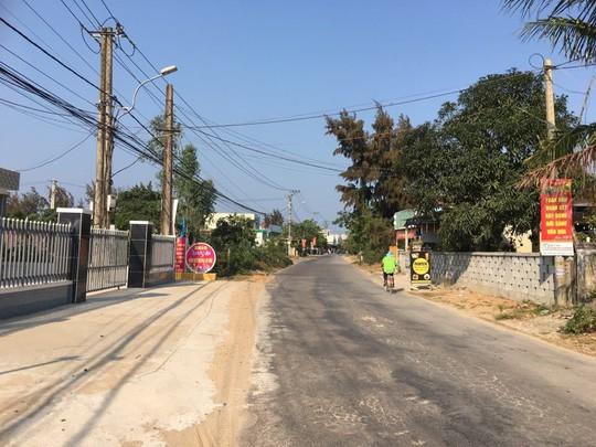 Bác bỏ tin đồn sáp nhập thị xã Điện Bàn vào TP Đà Nẵng - Ảnh 1.