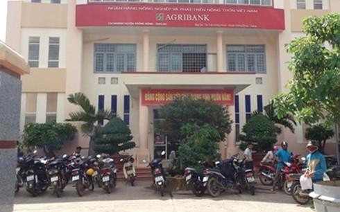 Cán bộ ngân hàng làm giả hồ sơ, chiếm đoạt hơn 114 tỷ đồng - Ảnh 1.