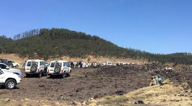 Vụ tai nạn máy bay thảm khốc ở Ethiopia: Cơ trưởng xin phép quay đầu ngay trước khi máy bay rơi - Ảnh 3.