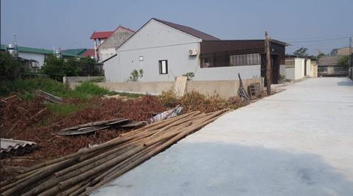 Vinh - Nghệ An: Xây dựng trái phép tràn lan - Ảnh 1.