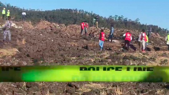 Rơi máy bay ở Ethiopia: Thoát chết vì tới trễ 2 phút - Ảnh 3.