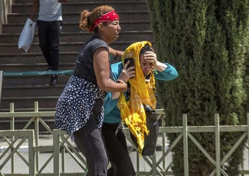 Ethiopia để quốc tang vụ tai nạn máy bay làm 157 người thiệt mạng - Ảnh 5.