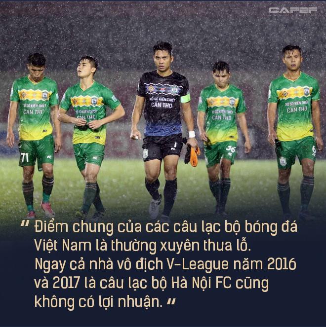 Cuộc chơi đầy tốn kém của các ông bầu bóng đá: Sông Lam Nghệ An, HAGL lỗ vài trăm tỷ, các đội giàu thành tích nhất cũng vật lộn với thua lỗ - Ảnh 11.