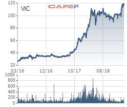Vingroup dự kiến chào bán lượng cổ phiếu trị giá 25.000 tỷ đồng cho nhà đầu tư nước ngoài - Ảnh 1.