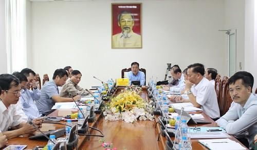 Ông Vũ Văn Tiền muốn đầu tư dự án trung tâm logistics và bến cảng Cái Mép Hạ trị giá hơn 30.000 tỷ đồng - Ảnh 1.