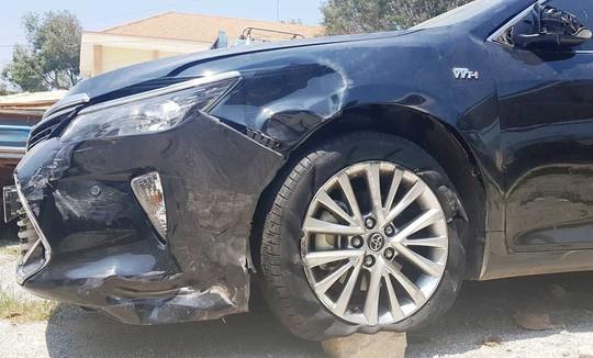 Thông tin bất ngờ vụ 3 thẩm phán trên xe gây tai nạn rồi bỏ chạy - Ảnh 1.