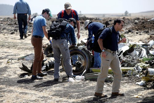 Sẽ điều trần 2 vụ tai nạn Boeing 737 Max 8 - Ảnh 1.