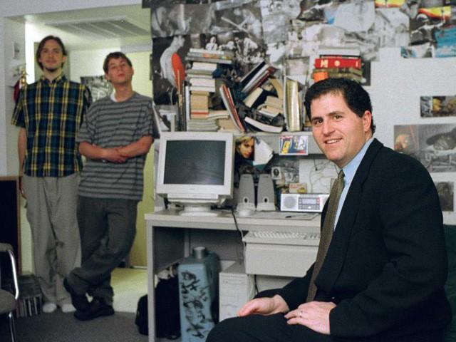 Chân dung nhà sáng lập hãng Dell: Tỷ phú Do Thái máu kinh doanh từ bé, trái lời bố mẹ bỏ trường Y để khởi nghiệp - Ảnh 2.