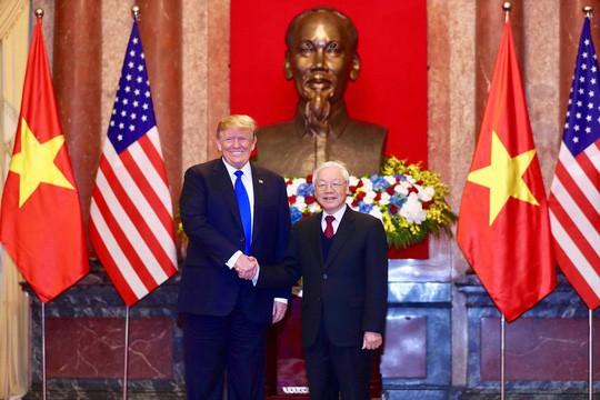 Tổng Bí thư, Chủ tịch nước Nguyễn Phú Trọng nhận lời thăm Mỹ trong năm 2019 - Ảnh 1.