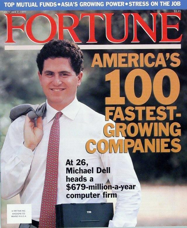 Chân dung nhà sáng lập hãng Dell: Tỷ phú Do Thái máu kinh doanh từ bé, trái lời bố mẹ bỏ trường Y để khởi nghiệp - Ảnh 8.