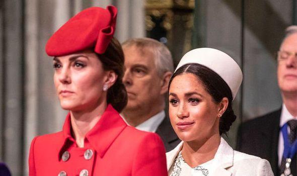 Chuyên gia khẳng định Kate và em dâu Meghan đã thỏa hiệp ngầm với nhau về mối thù giữa hai người khi xuất hiện trước công chúng vì lợi ích này - Ảnh 2.