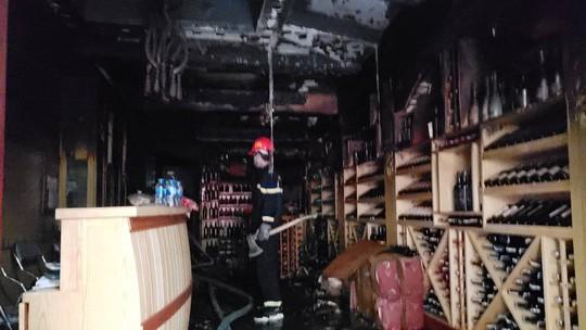 Cháy lớn tại khách sạn, 1 người tử vong  - Ảnh 4.