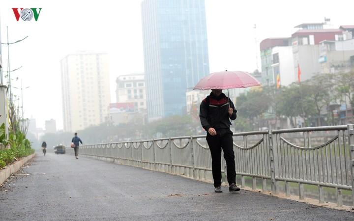 Ngắm con đường đi bộ dài nhất Thủ đô đang dần hoàn thiện - Ảnh 5.