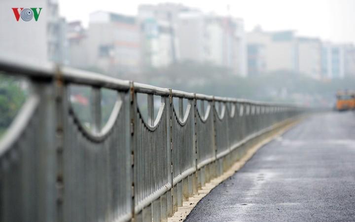 Ngắm con đường đi bộ dài nhất Thủ đô đang dần hoàn thiện - Ảnh 7.