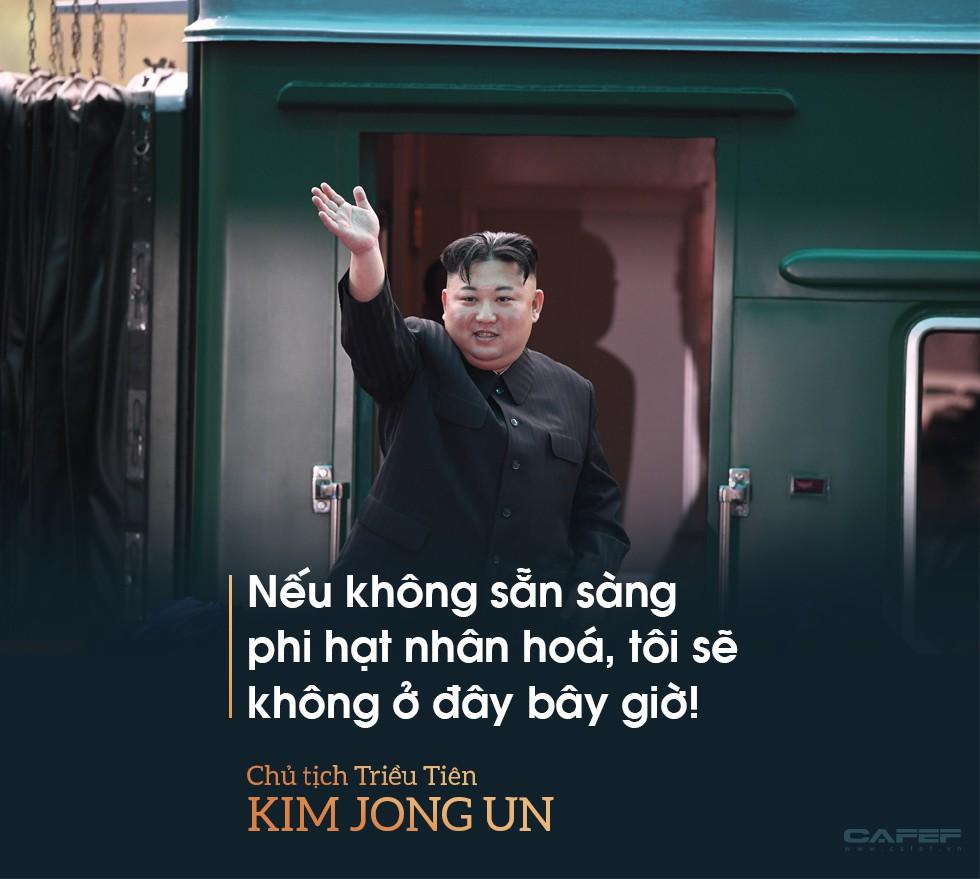 Hy vọng về một nền hòa bình bền vững nhìn từ nụ cười của Chủ tịch Kim lúc chia tay - Ảnh 3.