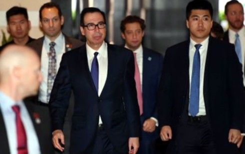 Đàm phán thương mại cấp cao Mỹ - Trung sẽ nối lại vào tuần tới - Ảnh 1.