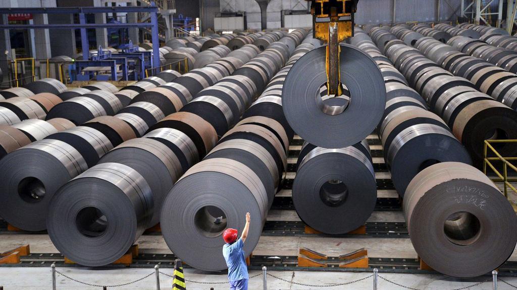 Экспорт стали из Вьетнама растет