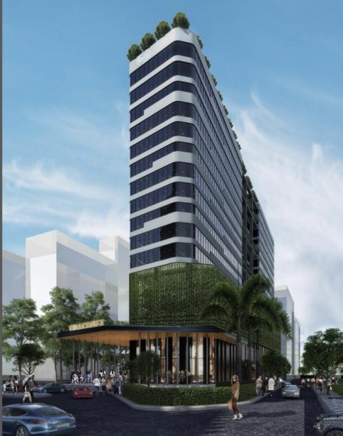 Vì sao khu dân cư Trung Hòa Nhân Chính san sát nhà cao tầng nhưng Vinaconex vẫn muốn xây thêm tòa nhà 18 tầng ở đây? - Ảnh 1.