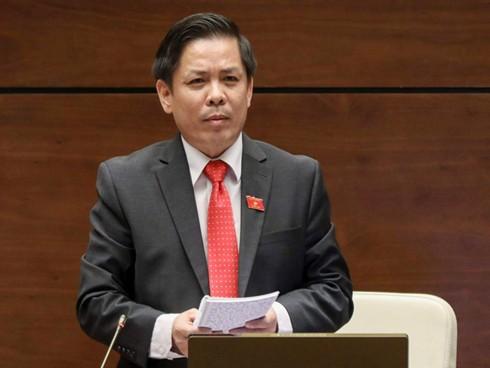 """Cục CSGT phản bác phát ngôn """"gây bão"""" của Bộ trưởng Nguyễn Văn Thể - Ảnh 1."""