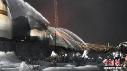 Chính phủ Trung Quốc thành lập Tổ điều tra vụ nổ nhà máy hóa chất - Ảnh 1.