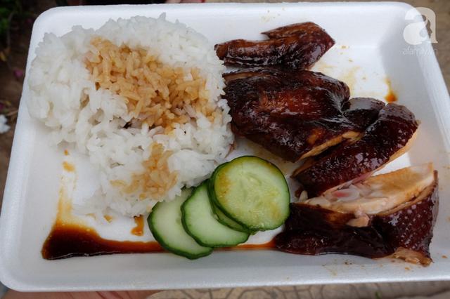 Quán ăn sao Michelin rẻ nhất thế giới đến Hà Nội: Giá chỉ 30 ngàn, khách xếp hàng dài trên phố Lê Thạch đợi mua - Ảnh 15.