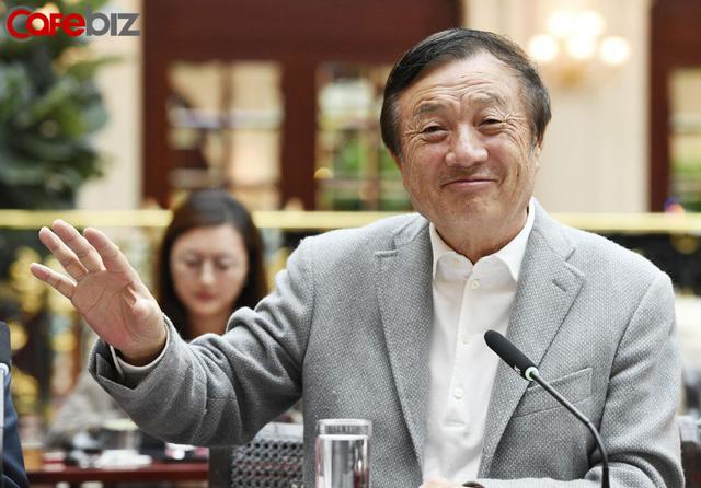 Huawei: Từ gã tý hon thành ông lớn với văn hóa bầy sói - Ảnh 3.