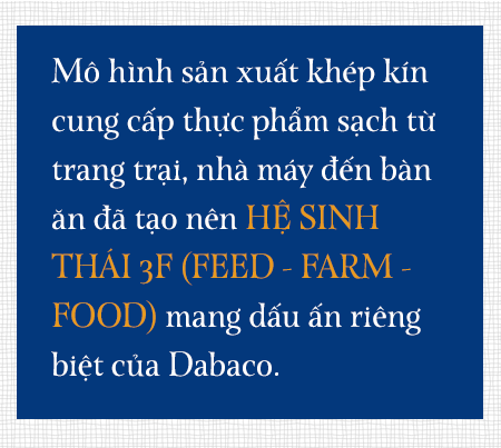 Chủ tịch Dabaco: Chính chuỗi cung ứng khép kín đã giúp Dabaco đạt vị thế hàng đầu trong ngành chăn nuôi cả nước - Ảnh 4.