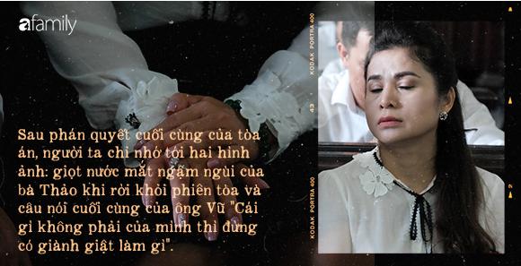 Sự im lặng trong nước mắt của bà Thảo và câu nói duy nhất của ông Vũ: Người 60 liệu có được hơn kẻ 40 - Ảnh 1.